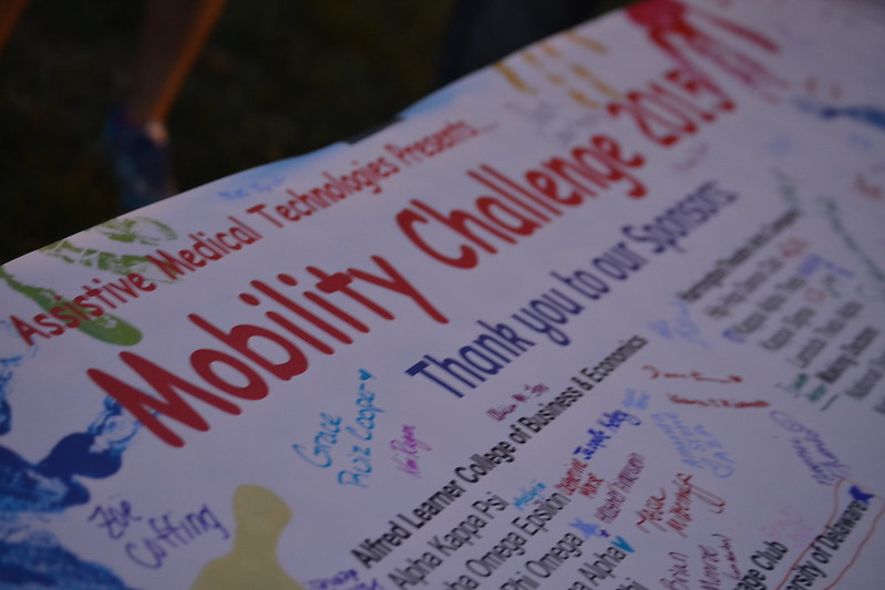 Disability studies faculty unsatisfied with Mobility Challenge
