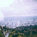 View of Portland via Pittock Mansion by amandajensenphotography
