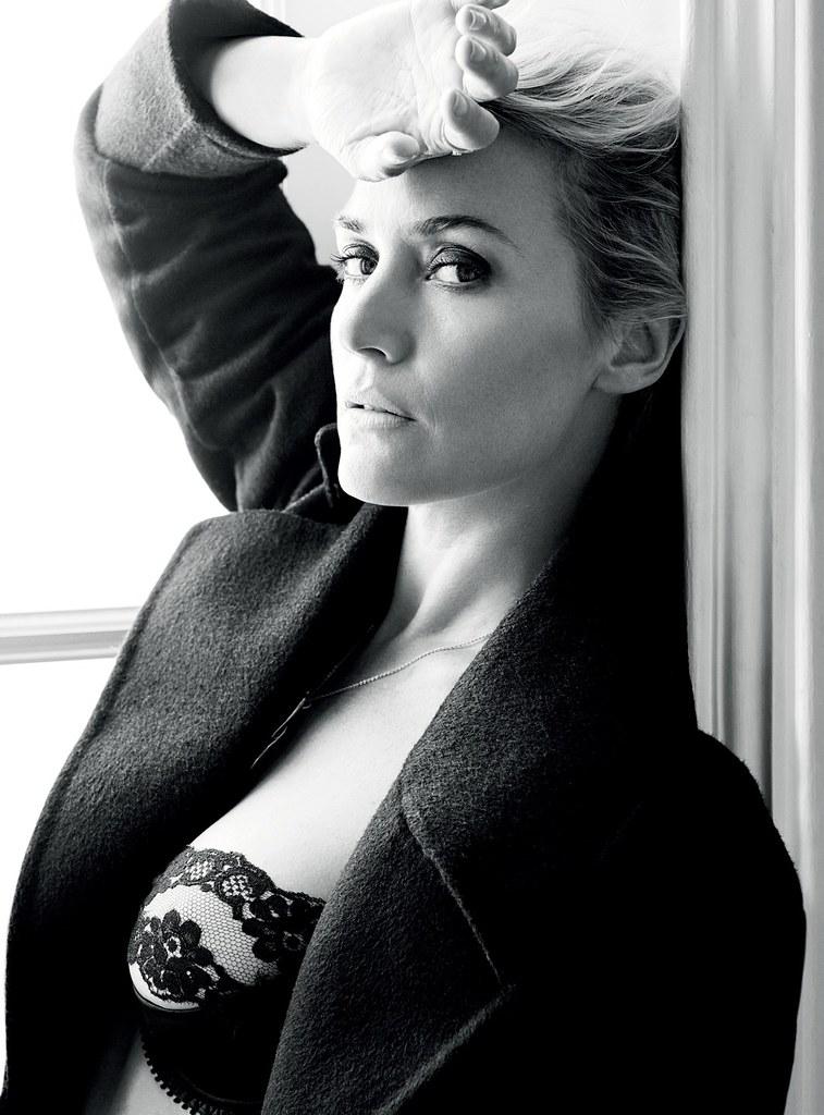 Кейт Уинслет — Фотосессия для «Esquire» UK 2015 – 4