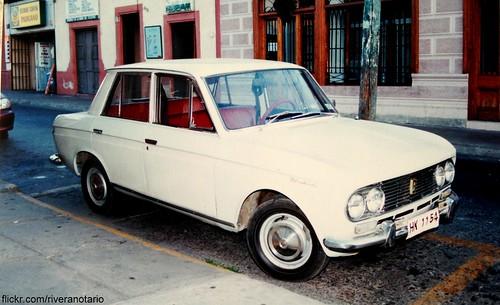Datsun Bluebird - La Serena, Chile (ca. 1998(