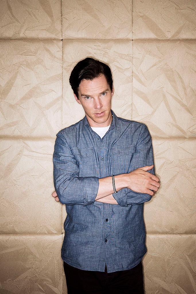 Бенедикт Камбербэтч — Фотосессия для «Пятая власть» на «TIFF» 2013 – 28