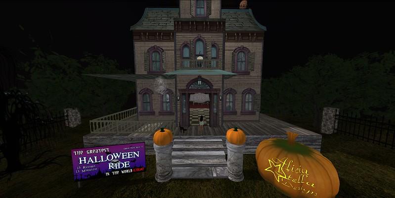 The Greatest Halloween Ride