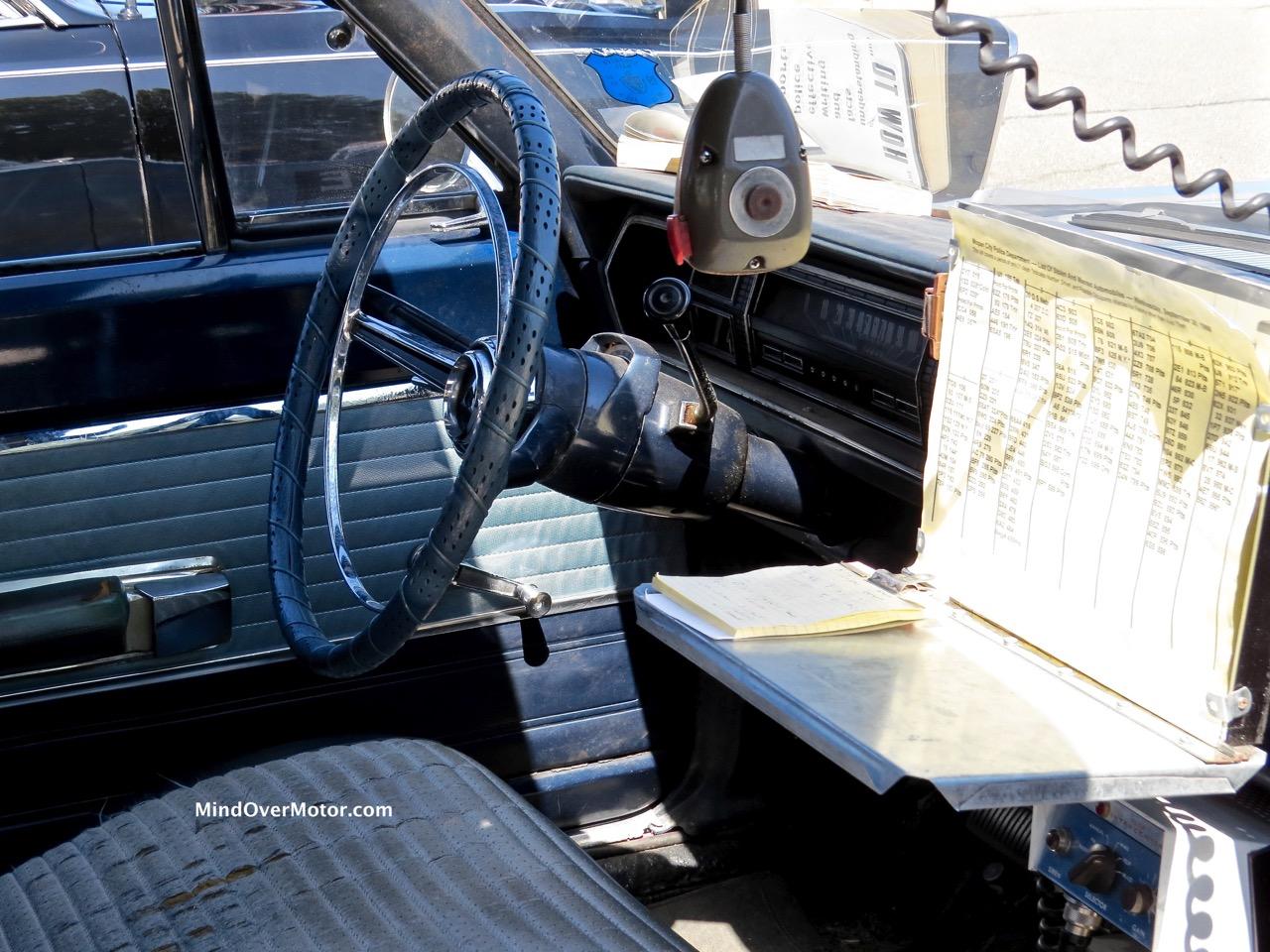 1966 Dodge Coronet Interior