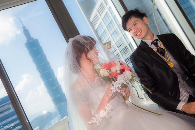 婚禮│迎娶儀式飯店挑選│W Hotel 奇幻套房-房間客廳分開一覽101壯觀台北市景迎娶飯店推薦