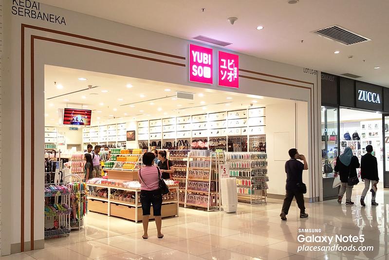 yubiso store malaysia ioi city mall