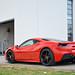 Ferrari 488 GTB by J.B Photography