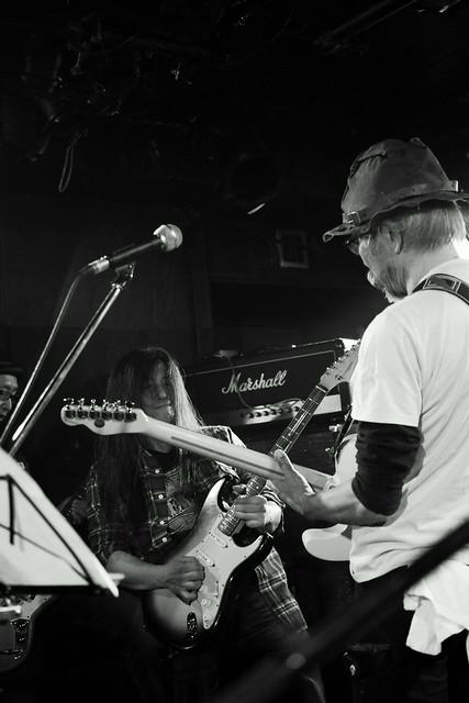 ファズの魔法使い live at Outbreak, Tokyo, 12 Nov 2015. 249