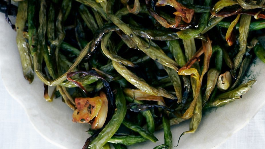 slow-roasted-green-beans-with-sage