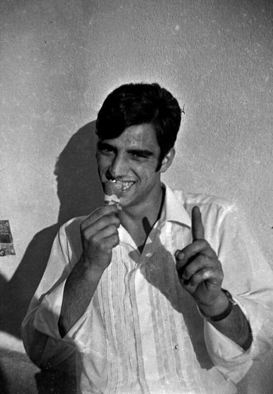 Silanus, gioventù anni 60