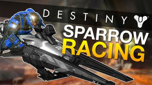 Destiny is adding Sparrow Racing