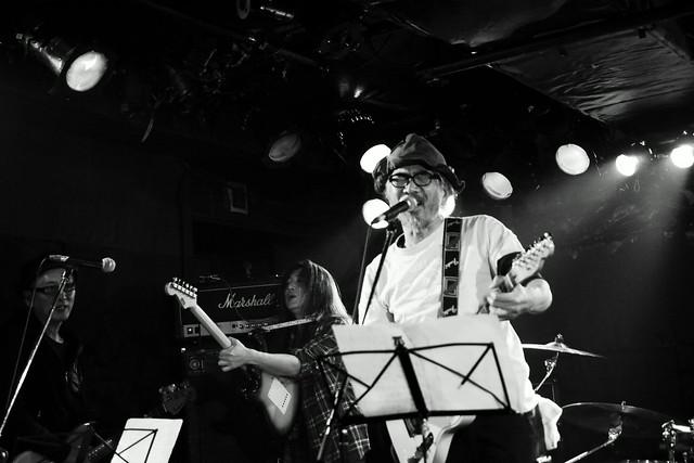 ファズの魔法使い live at Outbreak, Tokyo, 12 Nov 2015. 149