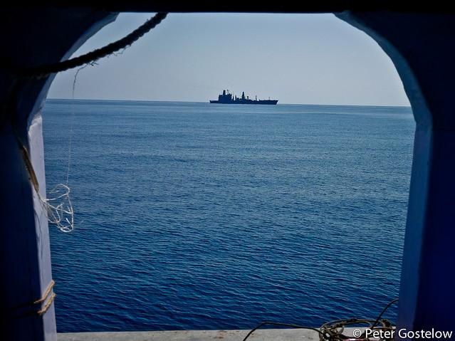 International Navy boat