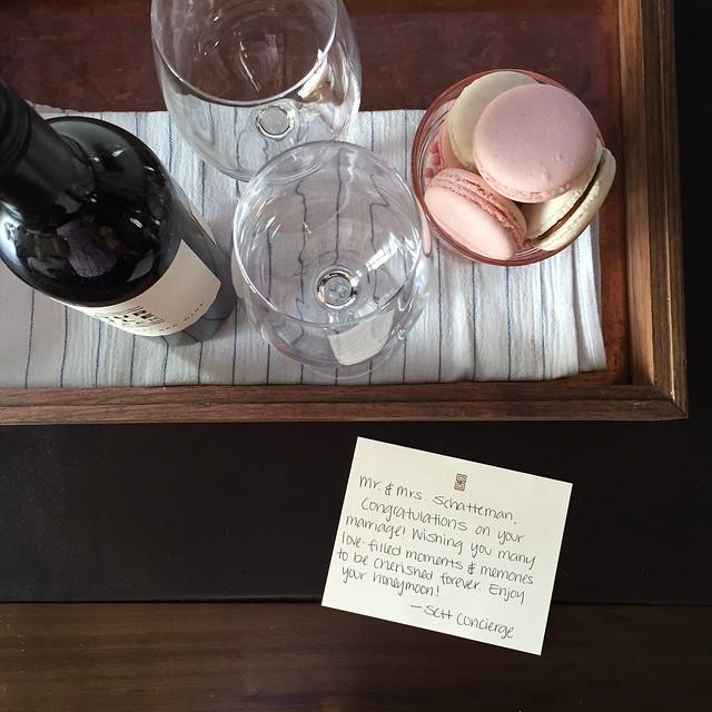 Honeymoon treats at South Congress Hotel in Austin