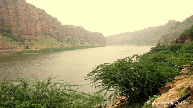 Gandikota Gorge View