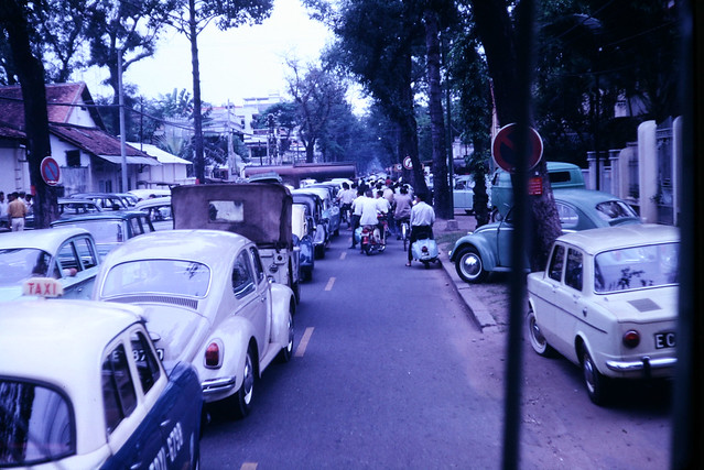 SAIGON 1968 by Sue Ellen's father