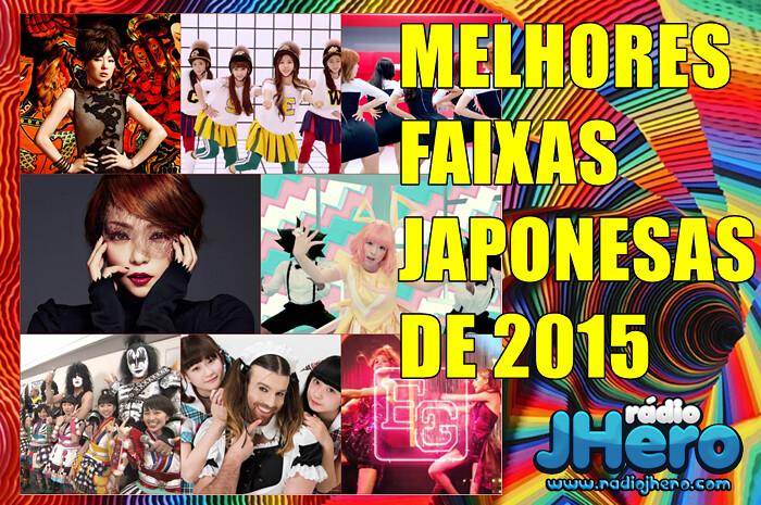 As 20 melhores faixas japonesas de 2015