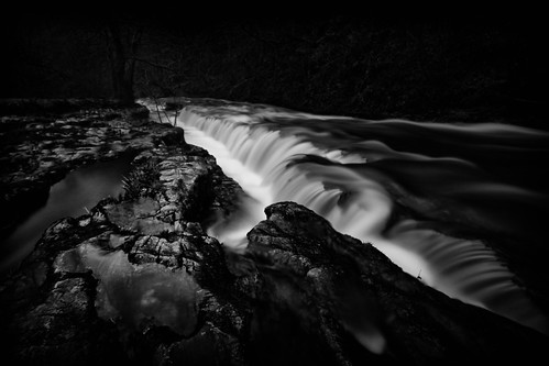 Brecon Waterfall 2