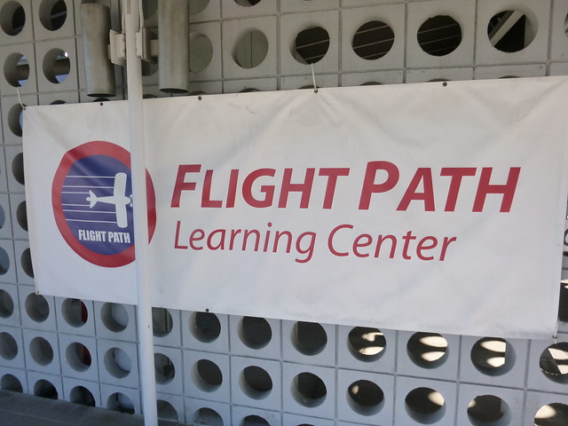 Flight Path Learning Center LAX - Photos by Keith Valcourt