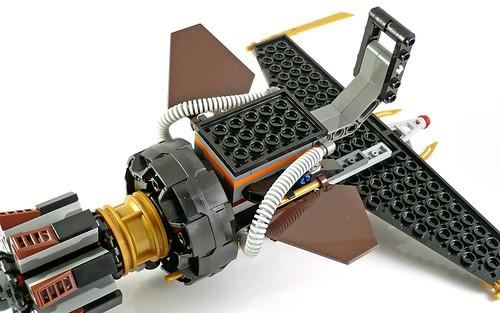 LEGO Ninjago 70747 Boulder Blaster 17