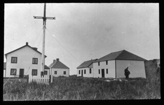 A northwest view of Prince of Wales Fort on the Hudson Bay, Manitoba / Le fort Prince de Galles sur la côte de la baie d'Hudson, au Manitoba, vu du nord ouest