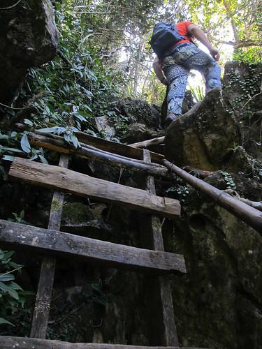Muang Ngoi: à l'assaut d'un sommet