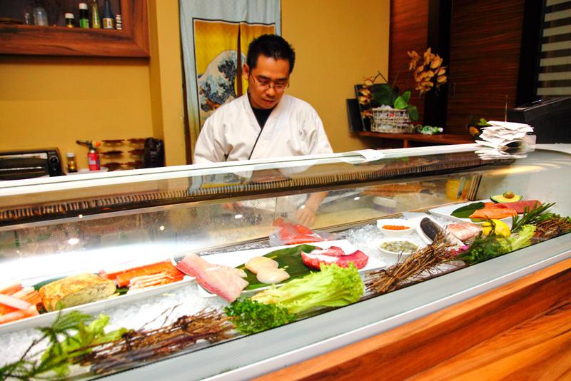 Hiro Zen Sushi Bar Kota Damansara