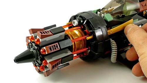 LEGO Ninjago 70747 Boulder Blaster 20