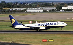 EI-EFS B737-8AS Ryanair BHX 30-08-2016