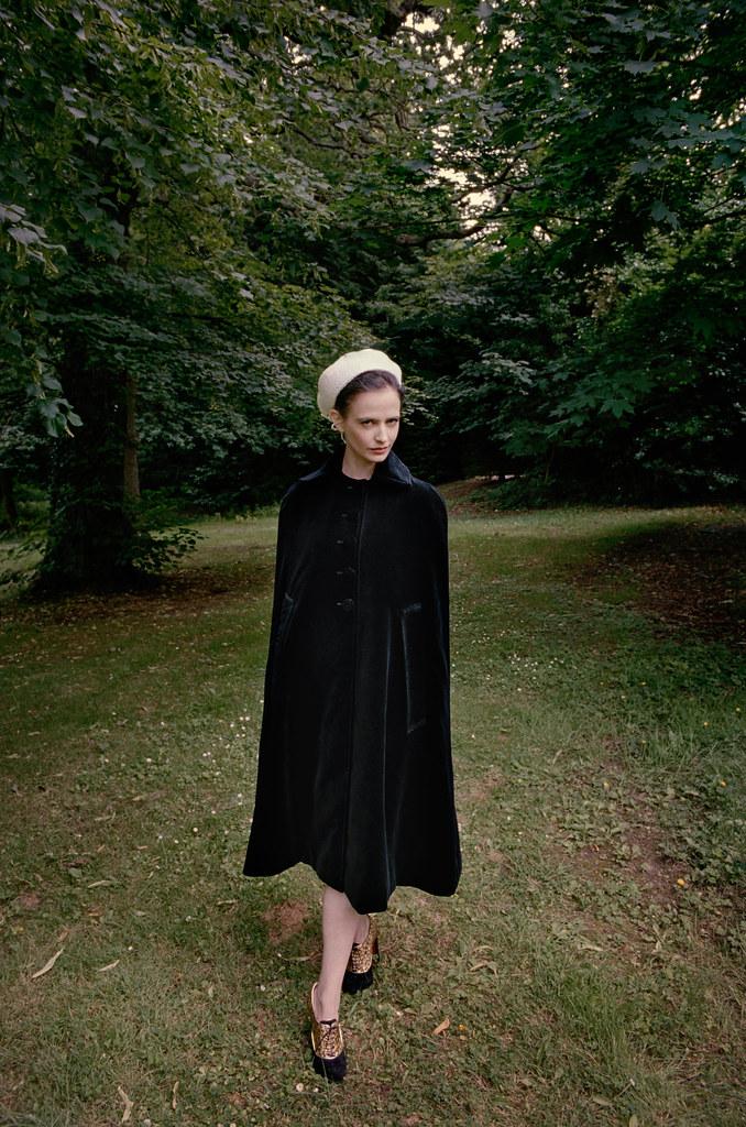 Ева Грин — Фотосессия для «Violet» 2016 – 9