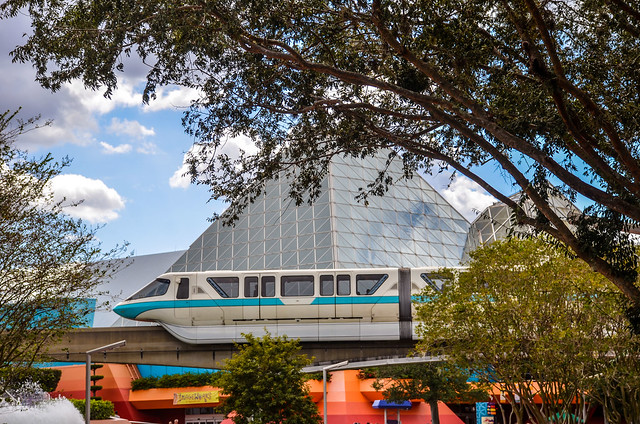 Monorail Imagination