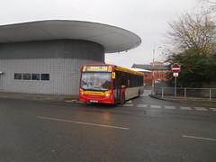 west midlands buses 2016