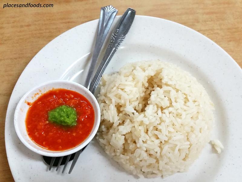 jalan alor lim kee chicken rice