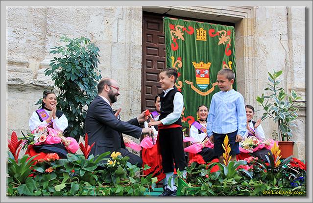 Briviesca en Fiestas 2.015 Proclamación de las Reinas y lectura del Pregón (21)