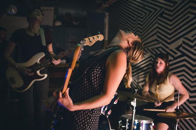 Manic Pixie Dream Girls at the Sweatshop | 9.4.15 | Benson Femme Fest