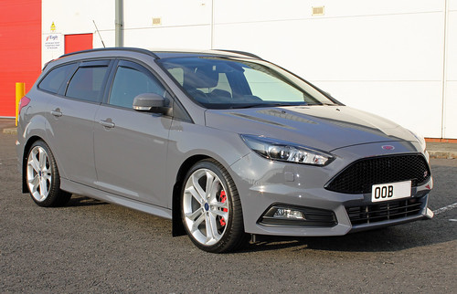 The Focus St Estate Is A Very Capable Family Car Page