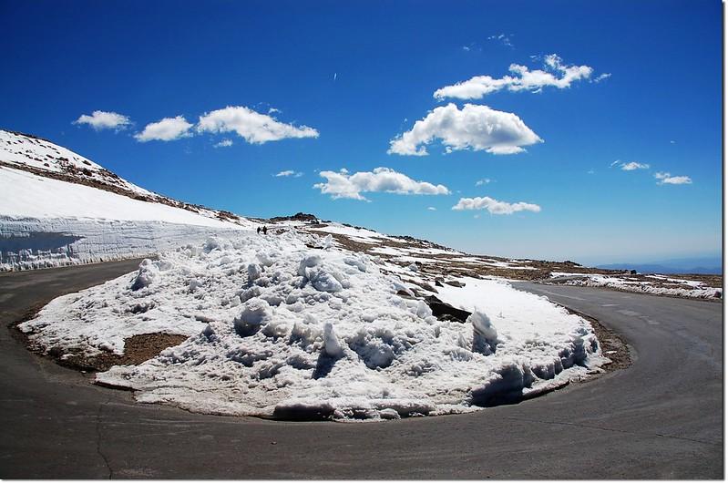 Mount Evans road (Hwy 5) 17