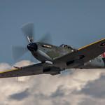 BBMF Spitfire MK XVI