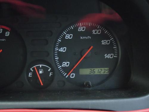 アクティバン 360000km