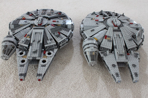 Lego Star Wars The Force Awakens Millennium Falcon 75105