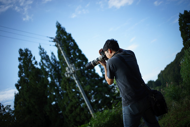 Portrait Shooter with 6D