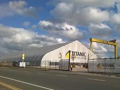 Titanic Exhibition Centre, Queens Road, Belfast