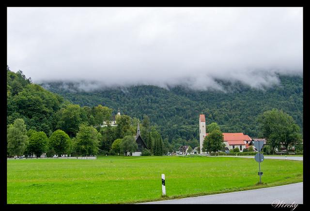 Las 3 iglesias de Oberau