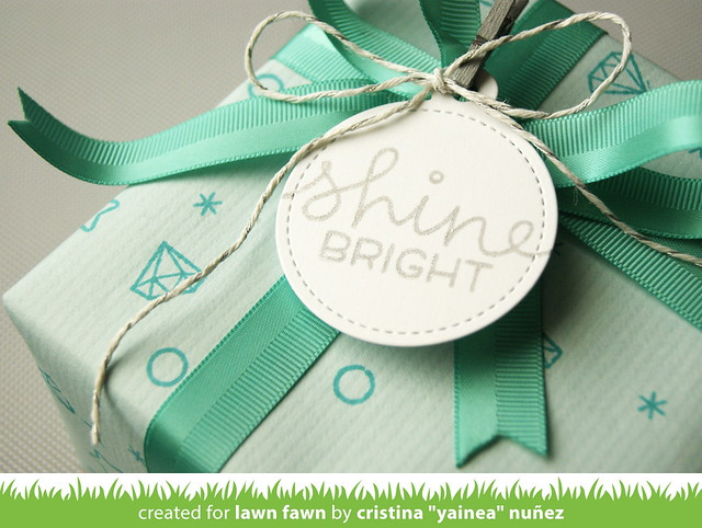 Shine bright package - detail