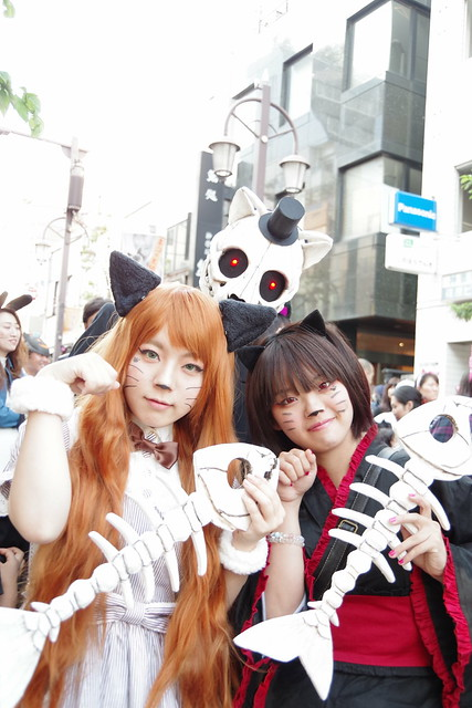 Cat's Halloween Parade in Kagurazaka 2015 24