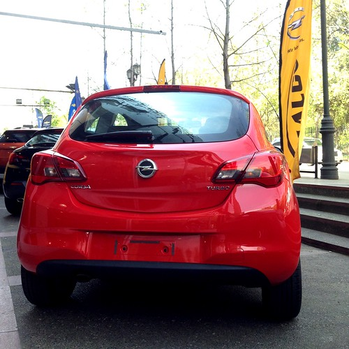 Opel Corsa 2016 - Santiago, Chile