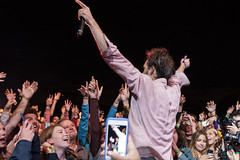 Edward Sharpe & The Magnetic Zeros @ Toronto Urban Roots Festival 9/19/2015