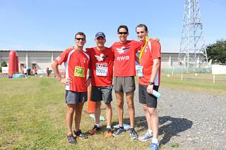 Ekiden relay race strengthens bonds, breaks down barriers