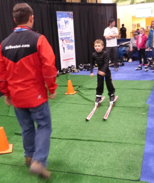 Boston Ski Show Nordic Village