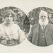Early panorama portrait of an elderly man and woman by simpleinsomnia