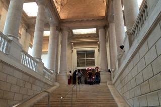 Filipino American Month - Asian Art Museum stairs